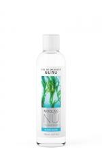 Gel massage Nuru Algue Mixgliss - 150 ml : Gel de massage NÜ par Mixgliss pour redécouvrir le plaisir du massage Nuru. Formule enrichie en algues, flacon de 150 ml.