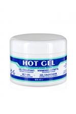 Lubrifiant chauffant Hot gel : Lubrifiant intime chauffant spécialement étudié pour les rapports amoureux avec ou sans accessoires.