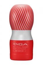 Masturbateur Air Flow Cup - Tenga : Le masturbateur Air Flow Cup de Tenga intègre un système à bulles d'air pour un maximum de plaisir !