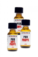 Pack Pur JOLT 3 poppers